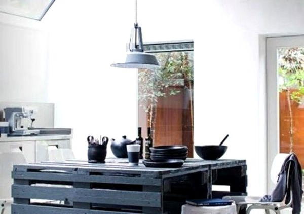 10 ideas de Muebles con Palets que te van a gustar