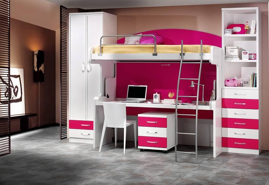 5 ideas para optimizar espacios pequeños con muebles funcionales.