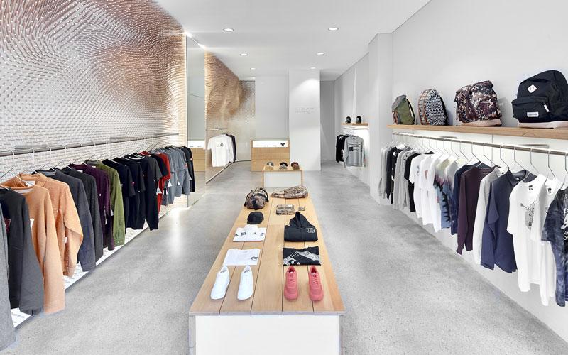 Guía de diseño y decoración para una Tienda de Ropa