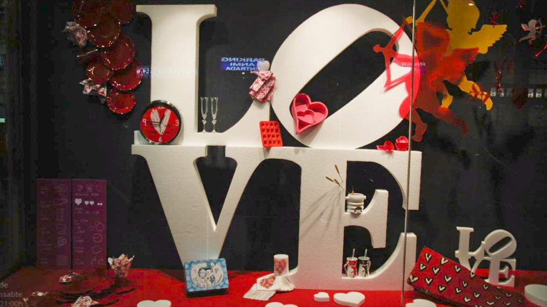¿Cómo decorar mi negocio para San Valentín?