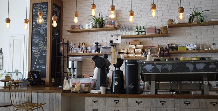 Tendencias en decoración de restaurantes y cafeterías
