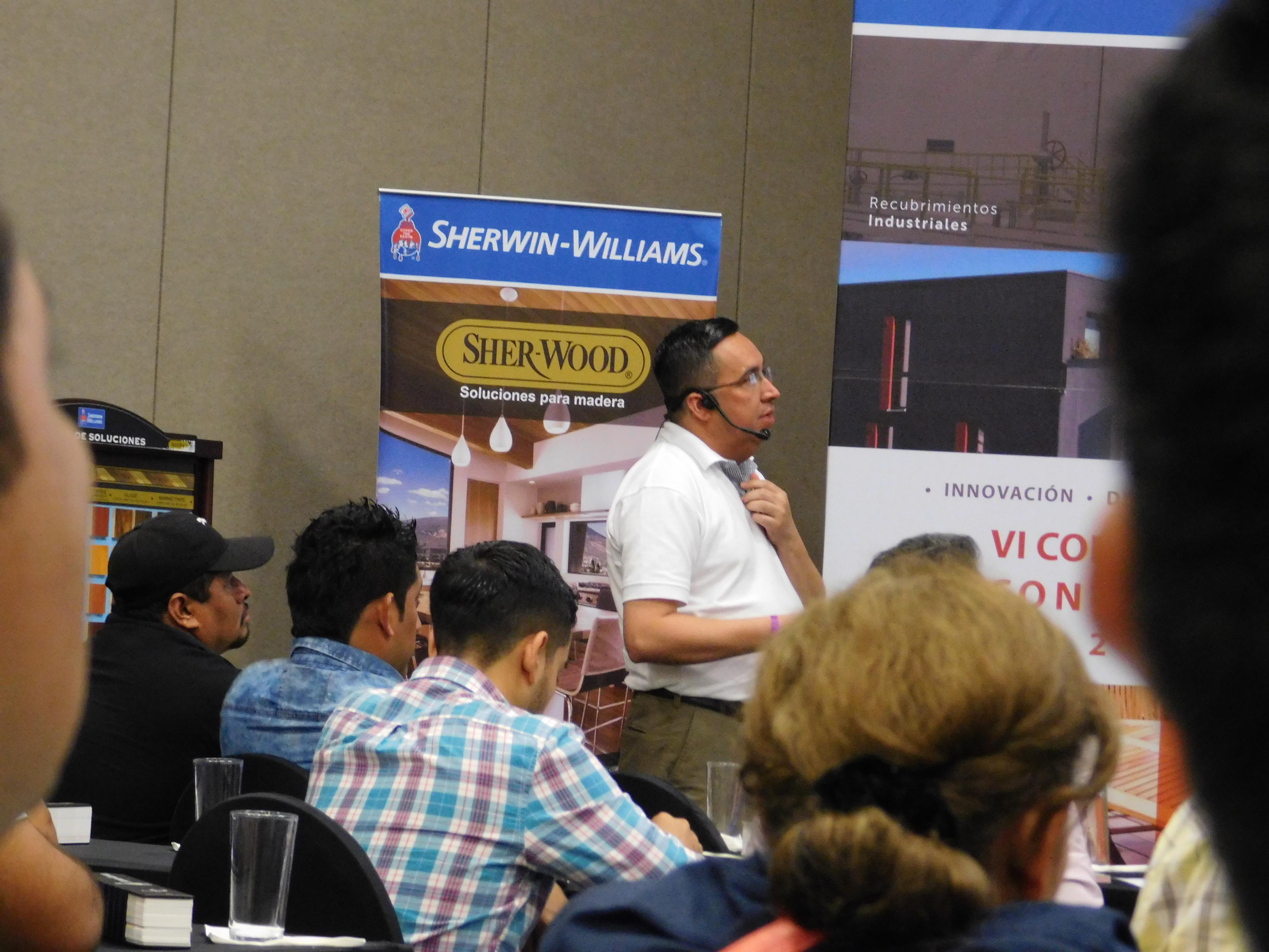 convención Sherwin Williams