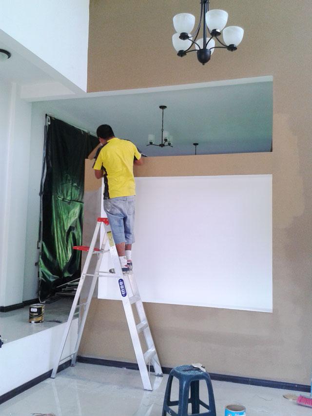 Remodelación de Sala